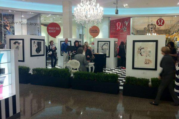 art exhibition