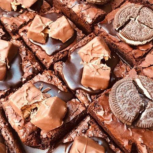 ox rabbit brownies